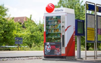 Refurb Or Replace A Vending Machine?  It's a Tough Call. Or Is It?