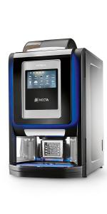 Krea Touch coffee machine by Evoca
