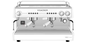 Visacrem coffee machine by Evoca